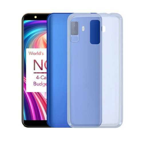 Bakeey Ultra-thin Transparent Soft TPU Protective Case For LEAGOO M9