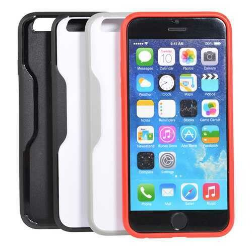Symphony Color Small Blade TPU PC Case For iPhone 6 Random Delivery