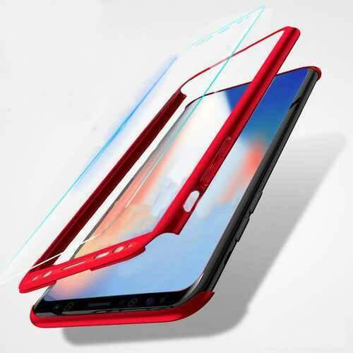 Bakeey 360?° Protection PC Case Screen Protector for Huawei P20 / Huawei P20 Lite / Huawei P20 Pro