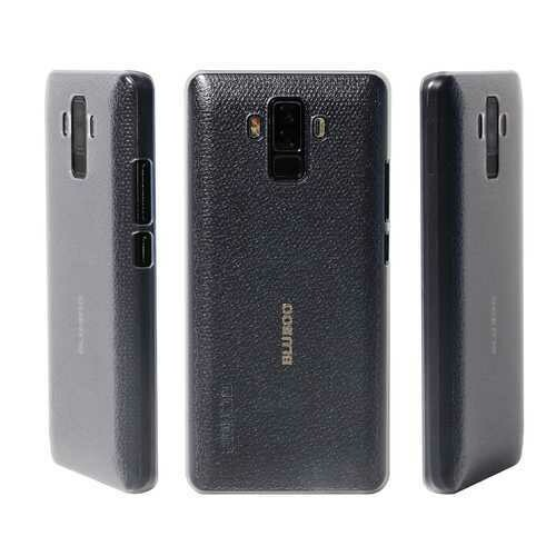 Translucent Ultra Thin PC Anti-Scratch Protective Case For BLUBOO S3