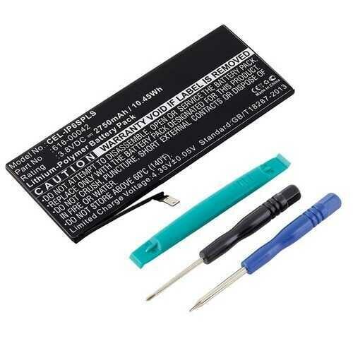 Ultralast CEL-IP6SPLS CEL-IP6SPLS Replacement Battery for iPhone 6S Plus