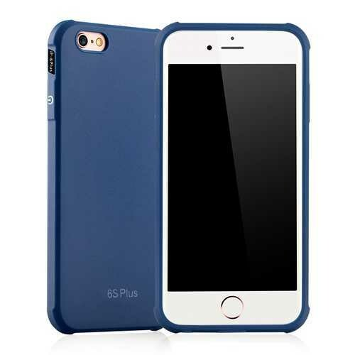 Bakeey Protective Case For iPhone 6/6s/6 Plus/6s Plus Air Cushion Corners Soft TPU Shockproof