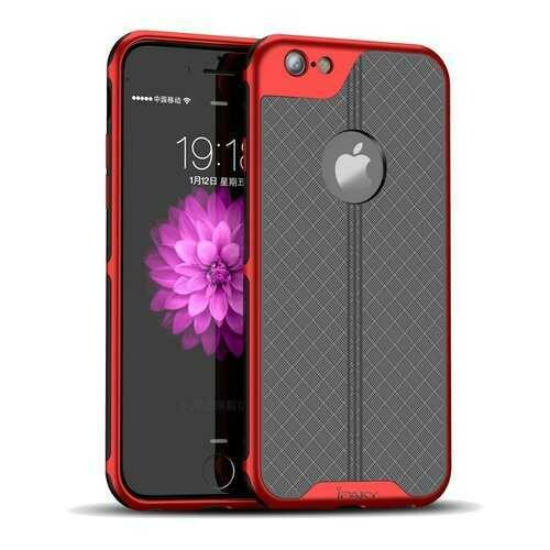 iPaky Plating Anti Fingerprint Protective Case For iPhone 6s/iPhone 6 Heat Dissipation Hard PC