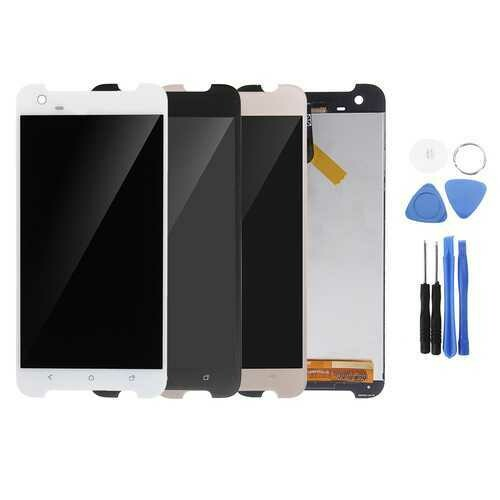 LCD Display+Touch Screen Digitizer Assembly Screen Replacement For HTC One X9 X9E E56ML X9u