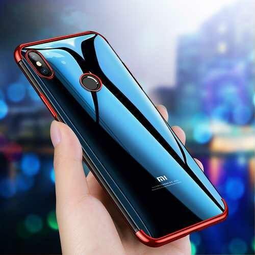 Bakeey Electroplate Ultra Thin Shockproof Protective Case For Xiaomi Mi8 SE Non-original