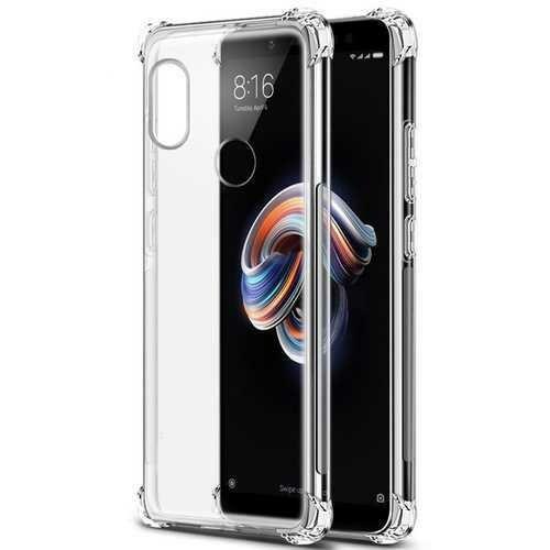 Bakeey Transparent Shockproof Soft TPU Protective Case For Xiaomi Redmi Note 5/Redmi Note 5 Pro Non-original