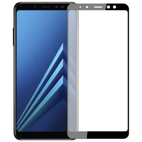 Soft Curved Edge Tempered Glass Phone Screen Protector for Samsung Galaxy A8 2018
