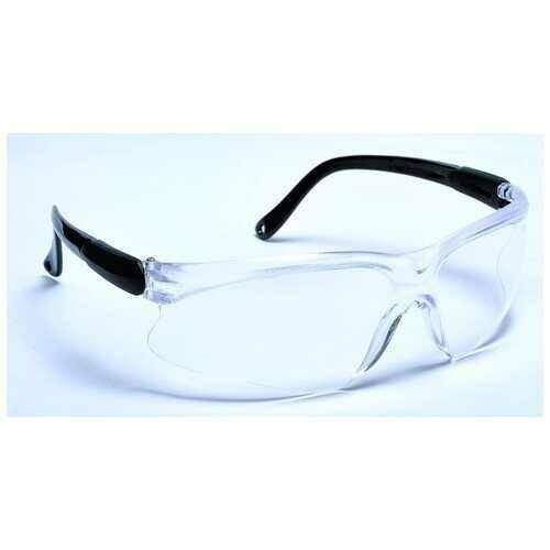 Case of [60] Wisdom Safety Glasses - Gray Lens
