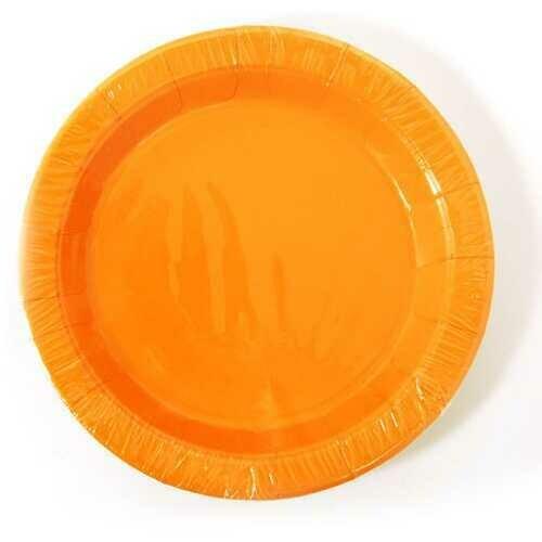 Case of [36] Orange Dinner Plate (8 count)