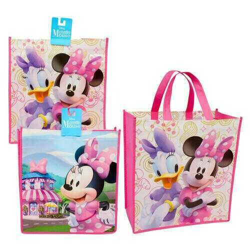 Case of [96] Daisy and Minnie Large Tote Bag - Assorted