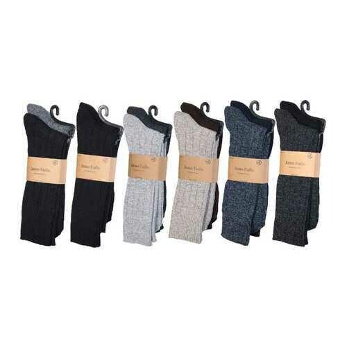 Case of [36] Men's Ribbed Boot Socks - 2 Pack