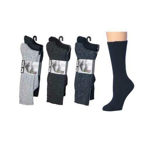 Case of [36] Women's Boot Socks - 2 Pair