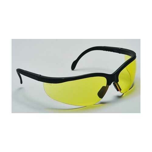 Case of [60] Wolverine Safety Glasses - Amber