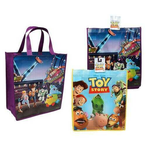 Case of [96] Toy Story Large Tote Bag - Assorted
