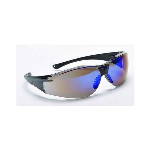 Case of [60] Vipor Safety Glasses - Blue Mirror