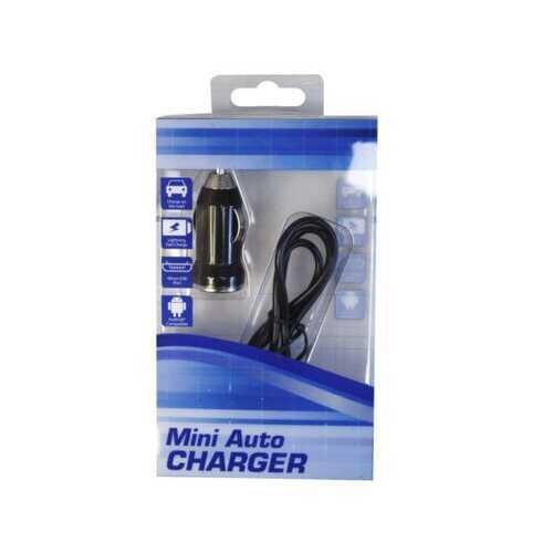 Black Micro USB Mini Car Charger ( Case of 20 )