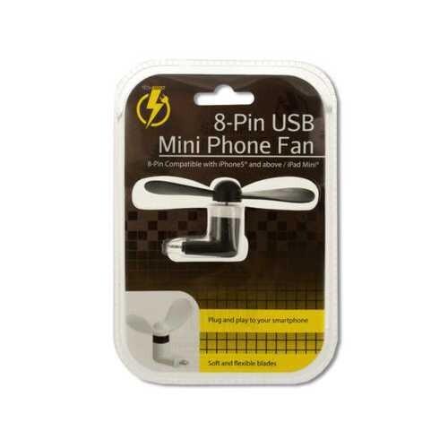 iPhone Mini USB Fan ( Case of 24 )