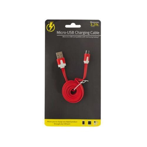 32' Micro-USB Charge & Sync Cable ( Case of 60 )