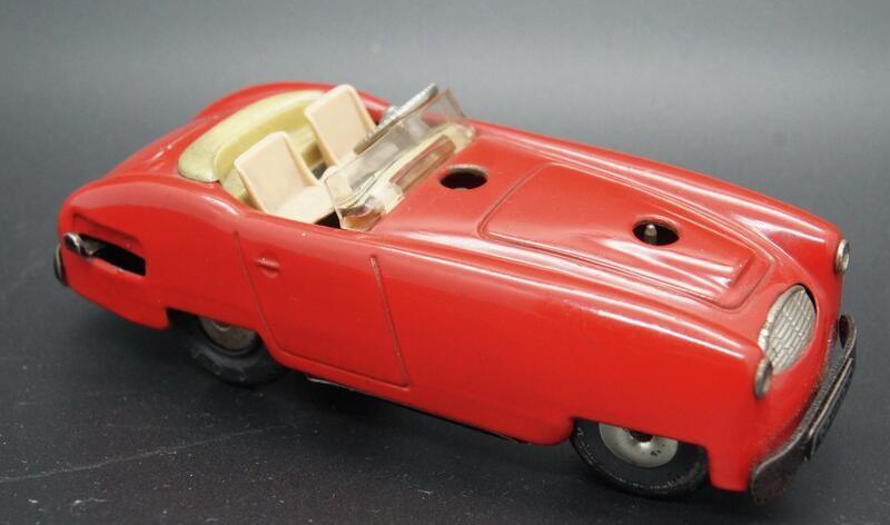 Schuco Varianto Auto Cabriolet