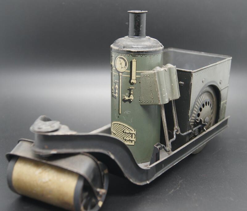 Bing Dampf - Straßenwalze