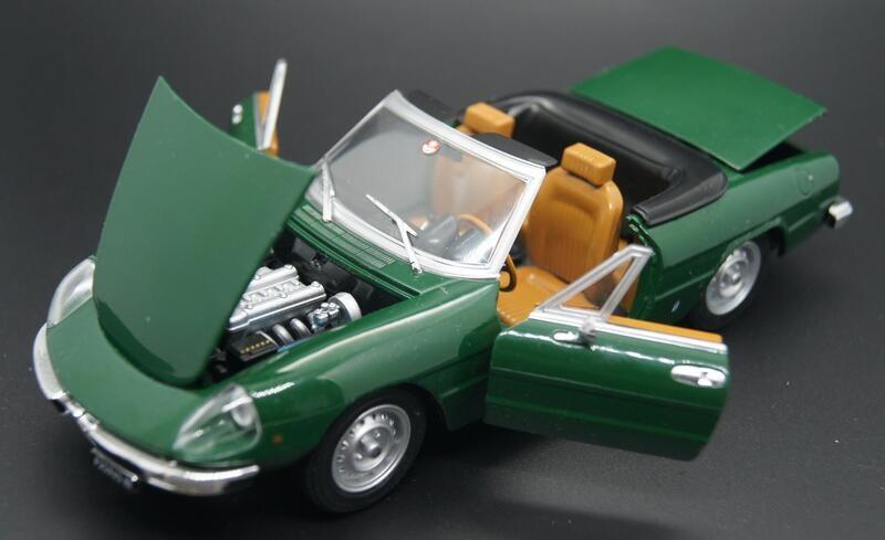 Alfa Romeo 2000 Spyder Veloce