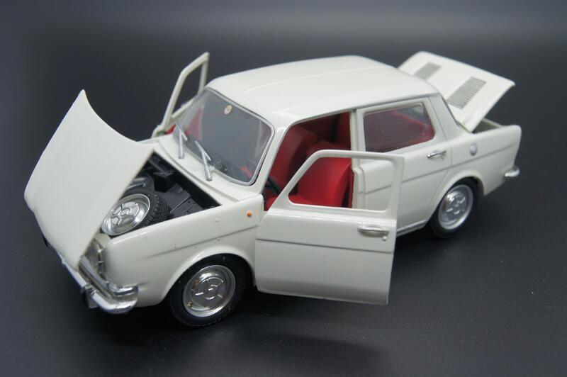 Simca 1000 SL
