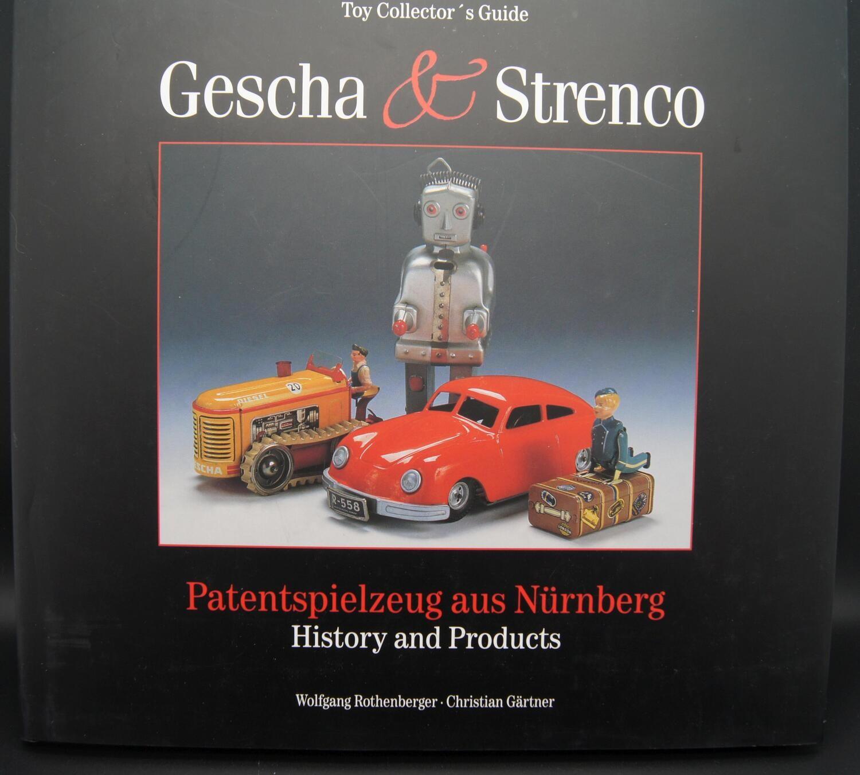 Gescha & Strenco, Patentspielzeug aus Nürnberg
