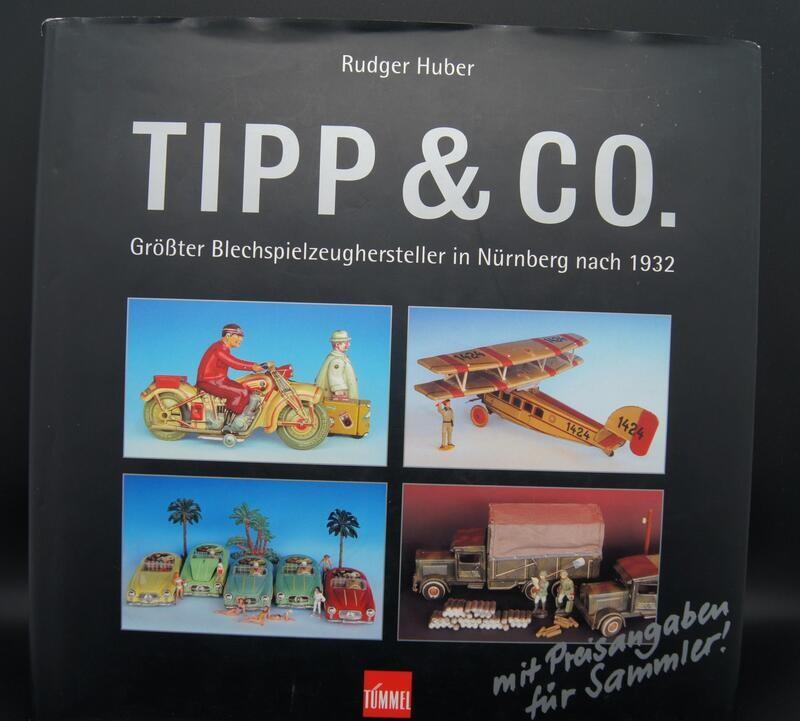 Tipp & Co, Größter Blechspielzeughersteller in Nürnberg nach 1932