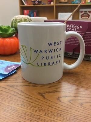 WWPL Logo Ceramic Mug
