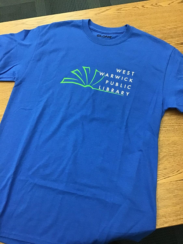 Youth sizes WWPL Logo T-Shirt