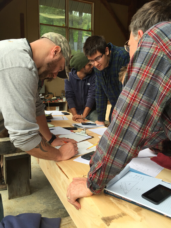Introductory Timber Framing Workshop
