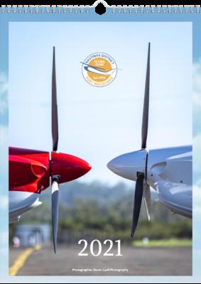 HDFC 2021 A3 size Hanging Calendars