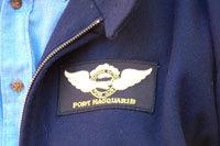 Club cloth badge