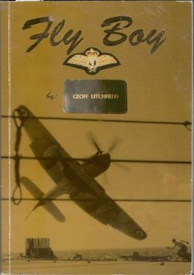 Fly Boy - an intriguing book authored by Geoff Litchfield