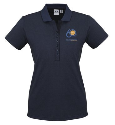 HDFC 60th anniversary Polo Shirt WOMEN