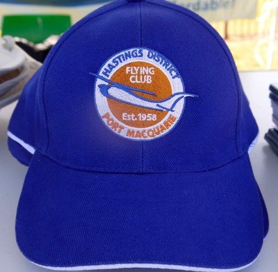100% cotton cap with adjustable sizing and new HDFC club logo