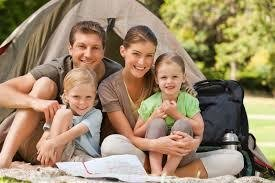 Camping per child aged 16 and under