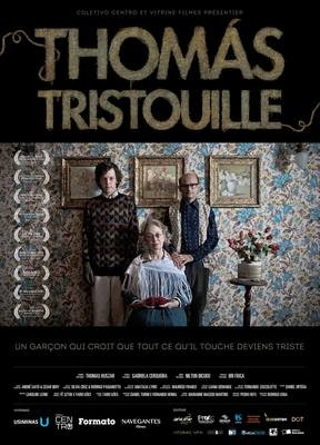 Poster Thomas Tristouille - Família (Francês)
