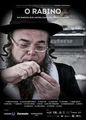 Poster Thomas Tristonho - Rabino