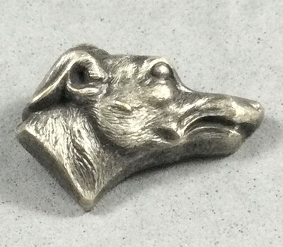 Cast Metal Greyhound