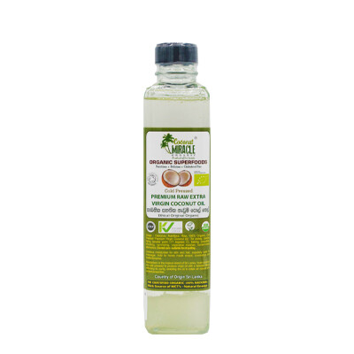Virgin Coconut Oil 375ml