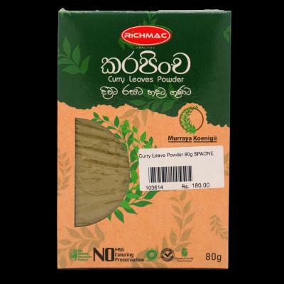 Curry Leaf Powder 80g