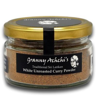 Granny Achchi's White Unroasted Curry Powder 80g