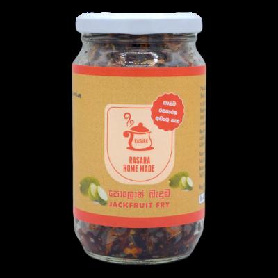 Rasara Jackfruit Fry (Polos Baduma)