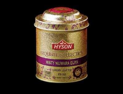 HYSON Misty Nuwara Eliya Tea 100g