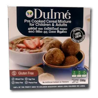 Dulme Cereal Mixture 200g