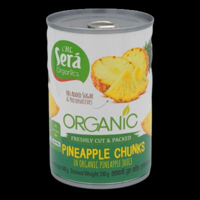 Pineapple Chunks 400g