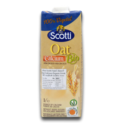 Oat Drink with Calcium 1L