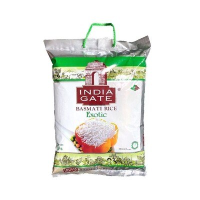 India Gate Basmati Rice Exotic 5kg