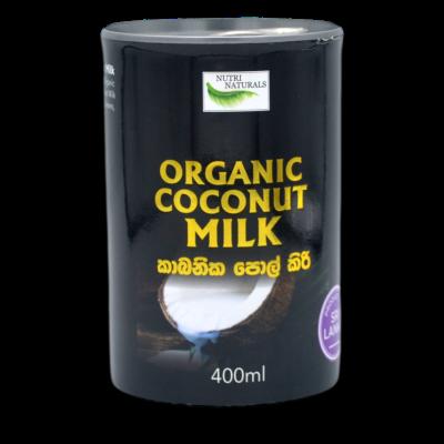 Nutri Natural Coconut Milk